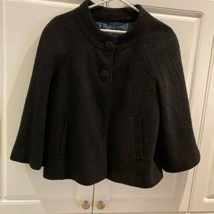 H&M Black Boucle A-Line Blazer Size 10US